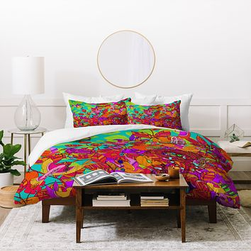 Aimee St Hill Jewel Thief Duvet Cover
