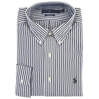 Ralph Lauren Mens Big & Tall Classic Fit Long Sleeves Button-Down Shirt