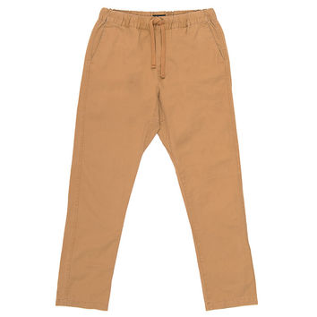 "Obey Men's ""Traveler Slub"" Twill Pants - 142020037"