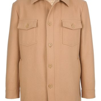 Helmut Lang Vintage Button Down Coat