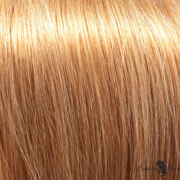 "24"" Clip In Remy Hair Extensions: Dirty Blonde No. 18"