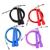 Ultra Speed Original Cable Wire Skipping Skip Adjustable Jump Rope Crossfit