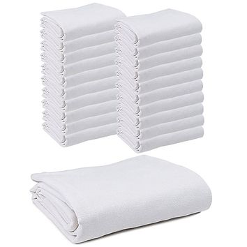 Snagless Thermal Blanket - White - Twin