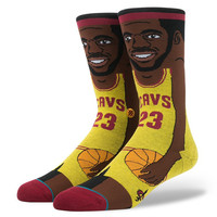 STANCE LEBRON JAMES SOCKS