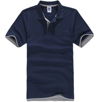 Men's Quality Short Sleeve Sports Polo