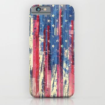 Amerikka iPhone & iPod Case by HappyMelvin