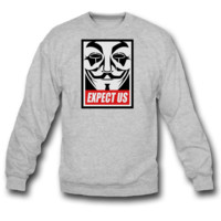 EXPECT US   SWEATSHIRT CREWNECK