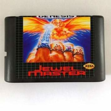 Jewel Master - 16 bit MD Games Cartridge For MegaDrive Genesis console