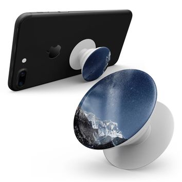 Starry Mountaintop - Smartphone Extendable Grip & Stand Skin Kit