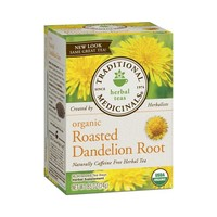 Traditional Medicinals Roasted Dandelion Root Tea (1x16 Bag)