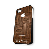 Wood Flor iPhone 5C Case
