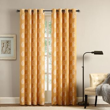 SONOMA life + style Finley Curtain - 50'' x 108''