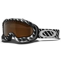 Oakley A Frame Snowboard Goggles Shaun White Highlight White-Black/Black Iridium Lens 2013 - Mens