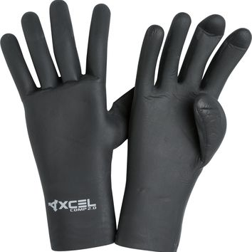 XCEL 2MM INFINITI COMP 5 FINGER GLOVE