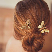 Beautiful Butterfly Women's Hairpin