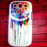Samsung Galaxy S3 Case, Colorful Dr.. on Luulla