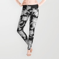 Hello Cat Leggings by Azure Avenue