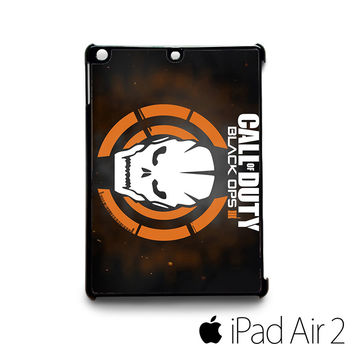 Call of duty black ops 3 beta for custom case iPad 2/iPad Mini 2/iPad 3/iPad Mini 3/iPad 4/iPad Mini 4/iPad Air 1/iPad Air 2