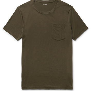 Club Monaco - Williams Cotton-Jersey T-Shirt