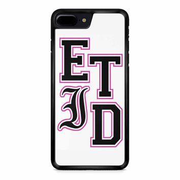 Every Time I Die Varsity Letters iPhone 8 Plus Case