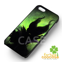 Disney villains Maleficent-1n44 for iPhone 6S case, iPhone 5s case, iPhone 6 case, iPhone 4S, Samsung S6 Edge