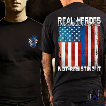 Real Heroes Live Serving The Law