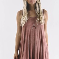 Take Me Away Casual Loose Fit Dress