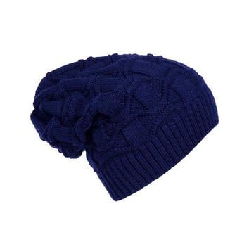 new  hats caps for women Warm  Knit  Beanie  Hats knitted jacquard hat Sombreros de invierno 105 SM6