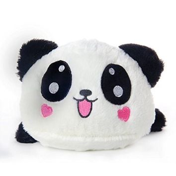 "Cute Lying Plush Stuffed Panda Toy/ Pillow Kids' Xmas Gift (9.8""/25cm)"