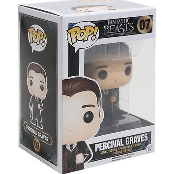 Funko Fantastic Beasts And Where To Find Them Pop! Percival Graves Vinyl Figure
