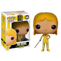 Funko POP! Movies - Kill Bill Vinyl Figure - BEATRIX KIDDO (4 inch): BBToyStore.com - Toys, Plush, Trading Cards, Action Figures & Games online retail store shop sale