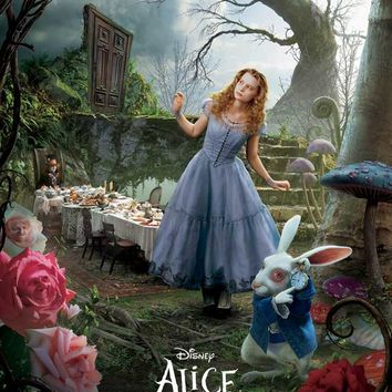 alice in wonderland white rabbit - Google Search
