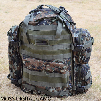 Nexpak Tactical Backpack ML007