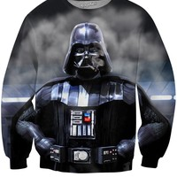 Darth Fader Crewneck Sweatshirt