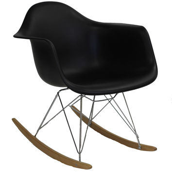 Rocking Chair, Black