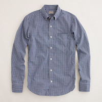 Factory slim washed shirt - Shirts - FactoryMen's New Arrivals - J.Crew Factory