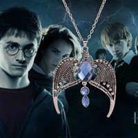 Harry Potter Ravenclaw Lost Crown Necklace