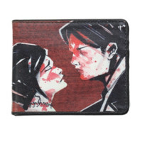 My Chemical Romance Three Cheers Bi-Fold Wallet