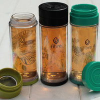 Libre Life Collection On-the-Go Tea Infuser - Vegan Cuts