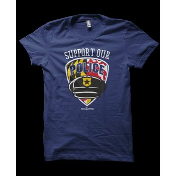 Support Our Maryland Police / Shirt
