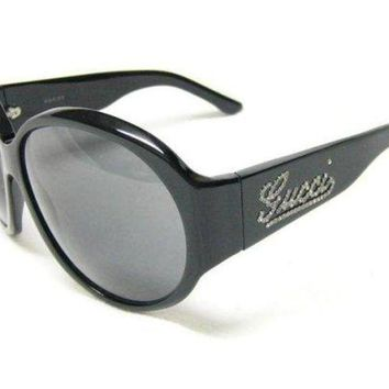 DCK4S2 Gucci 2927 STRASS Sunglasses Color 807BN