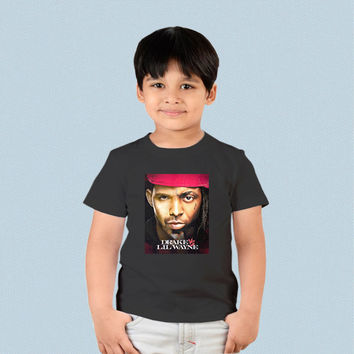 Kids T-shirt - Drake VS Lil Wayne