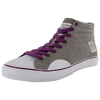 Vision Street Wear Womens Suede Hi Top Fashion Sneakers