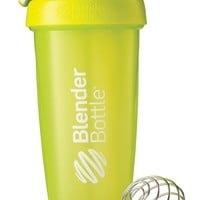 BlenderBottle Classic Loop Top Shaker Bottle, Green, 28 Ounce