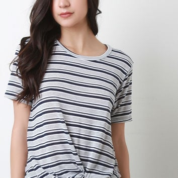 Bella Knotted Tee