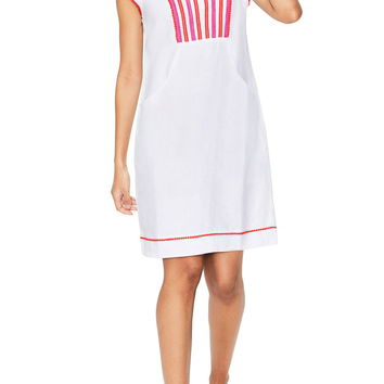 Boden Jessica Linen Dress (Regular & Petite) | Nordstrom