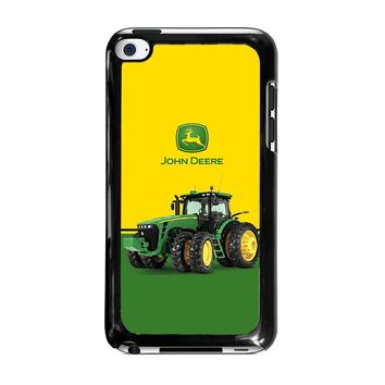 JOHN DEERE WITH TRACTOR iPod Touch 6 Case Cover