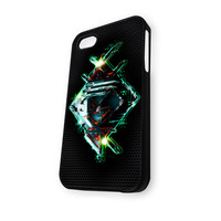 Pop Art Scary Monsters Nice Sprites Skrillex iPhone 4/4S Case