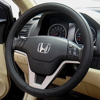 Summer Fashion Stylish Luxury Breathable Cars PU Leather Steer Wheel Cover = 4860598980