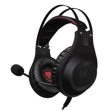 ONETOW NUBWO N2 Xbox One PS4 Gaming Headset, PC Mic Stereo Gamer Headphones with Microphone Computer Xbox one s Playstation 4 Xbox 1 x Games - Black